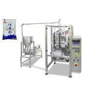 Quality Soymilk / Water / Liquid Food Packing Machine 800ml High Accuracy for sale