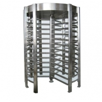 Quality 40people/Min IP54 RS485 Stainless Steel Rotary Turnstile for sale