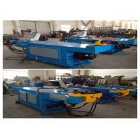 Buy Automatic Stainless Steel Pipe Bender Machine for Air Material / Automobile Tube at wholesale prices