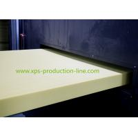 Quality 38 Kg/M3 Planed & Grooved Extruded Styrofoam Sheets for Cold Chain Logistic Truck for sale