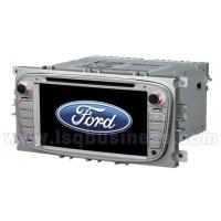 "Buy 7"" 4 * 60W Amplifier Bluetooth Phonebook Automobile DVD Players Canbus For Ford Mondeo at wholesale prices"
