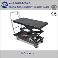 Buy cheap Electric hydraulic scissor lift table from wholesalers