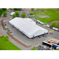 Quality Rainproof Fabric Sidewall Strong Event Tent Accommodation With Heavy Duty Material for sale