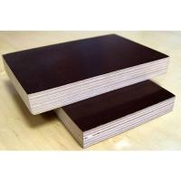 Quality Poplar Core Film Faced Plywood 1220*2440mm Sealed With Waterproof Paint for sale
