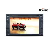 Quality Winca Car Universal Audio GPS Navigation CE RoSH TS Certification and Headrest Placement for sale
