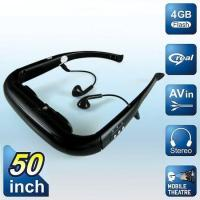 Quality 50inch Mobile Theatre Video Glasses for sale