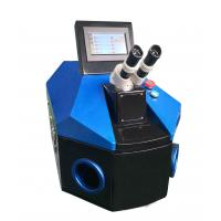 China Portable Laser Welding Machine For Metal Materials , Desktop Spot Welding Equipment on sale
