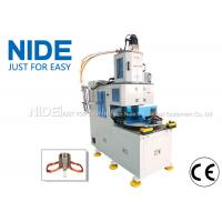 Buy cheap NIDE automatically stator coil winding machine low noise two working stations from wholesalers