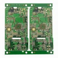 Quality 6-layered PCB with Immersion Gold, Made of FR-4 Material for sale