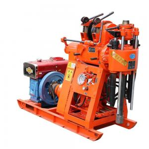 Quality 18HP 100m Well Drilling Machine for sale