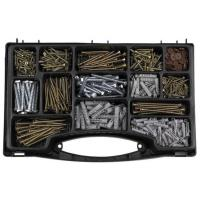 Buy 500pcs Screw and fish anchor sets  at wholesale prices