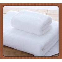 China manufacturer wholesale good quality plain dyed hotel towel 100% cotton on sale