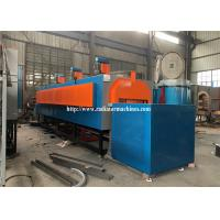 China 60 KW Muffle Continuous Mesh Belt Furnace 100 KG/H for Drywall Screws on sale