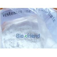 Buy cheap Male Sex Enhancer 98% Testosterone Enanthate Prohormones Steroids Powder 315-37-7 from wholesalers