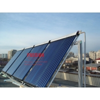 Quality Pressure Solar Panel Anti Freezing 14mm Condensor Heat Pipe Solar Collector Solar Water Heater for sale