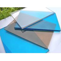 Buy 3mm Impact Resistant Polycarbonate Sheet , Blue Polycarbonate Sheet For at wholesale prices