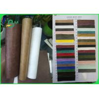 Quality Colorful Fabric Tyvek Paper 1443R 1473R in rolls for Shoes Making for sale