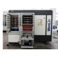 Buy cheap CE A3 sized Card Fusing Machine Semi Auto Laminator Size 580x730mm from wholesalers