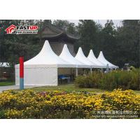 Quality Durable 15X15 Festival Party Tent With High Reinforce Frame Wind Resistant for sale