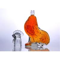 Buy Best Selling High Quality Super Clear Cock Shaped Glass Wine Bottle at wholesale prices