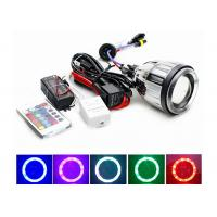Buy 55W High Lumen LED Projector Lens Replacement H3 H7 9006 2.8 Inch 4300K - 12000K at wholesale prices