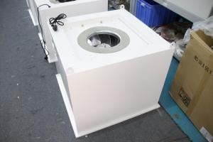 Quality Disposable Round Duct Interface 250mm Clean Room Hepa Filter Box for sale