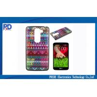 China LG G2 Smartphone Case Geometric Pattern / LG PC Hard Cover Skin on sale