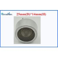 Buy Ultrasonic Sensor Transmitter Emitter  / Small Ultrasonic Transducer 25MM at wholesale prices