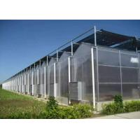 Quality UV Protection PC Sheet Greenhouse , Polycarbonate Hydroponic Greenhouse For Medicine for sale