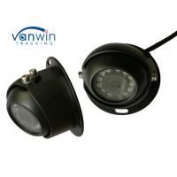 Quality Metal IR Mini TVI Car security monitor camera Dome Style 1080P 2MP Inside for sale