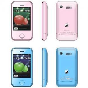 Quality KA08  Mini iphone dual sim 2.6inch for sale