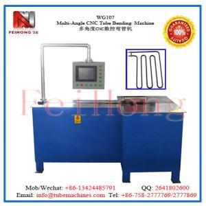 China Multi-Angle CNC Tube Bending  Machine on sale