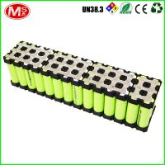 Quality OEM 12 Volt 18650 Battery Pack , 18650 Ev Battery Pack 8.8Ah - 17Ah Capacity for sale