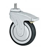 Quality Double Locking Medical Caster Wheels For Medical Device Application 5 Inches for sale