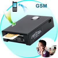 Quality New GSM Spy Audio Listening Bug Remote Transmitter with sound activation auto callback for sale