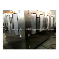 Quality 5.03KW Power Mineral Water Bottling Machine Low Failure For Beverage Plant for sale