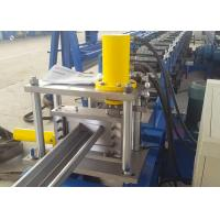 Quality 11kw Power Door Frame Roll Forming Machine / Bending Making Machine for sale