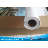 Quality Artist Stretchable Inkjet Matte Pigment Rolled Digital Polyester Canvas Rolls Waterproof for sale