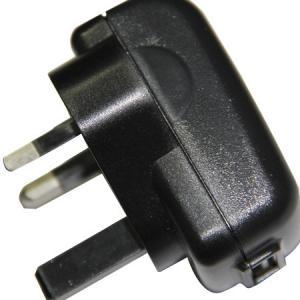 Quality UK plug Moblie phone charger, Portable USB charger, 5V adaptor for sale