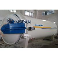 Quality High Temperature Chemical Industrial Laminated Glass Autoclave Safety , Φ2m for sale