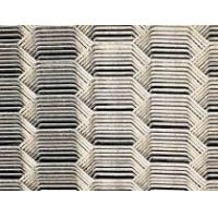Quality Hot Dipped Galvanised Expanded Metal Mesh , Expanded Stainless Steel Mesh Grill For Fencing / Fiji for sale