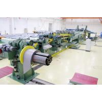 Buy Silicon Steel Lamination Cut to Length Machine for Steel Strip Cutter at wholesale prices