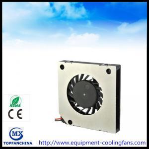 Quality 30 x 30 x 4.5 mm mini blower fan cooling for laptop mask razor dc 3.3V - 5V for sale