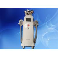 Cryotherapy Lipo Suction Cool Sculpting Machine For Freeze Belly Fat Weight Loss 36Khz for sale