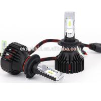Quality 30W 4000lm H7 Philips T8 bright headlight bulbs for cars 30000hrs Life Span for sale