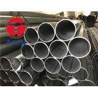 Quality Electric Resistance Welde Longitudinal Electric Resistance Welded Hot Dip Galvanized Steel Tubes for sale