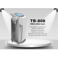 China Germany Bars 808nm Diode Laser Hair Removal / Diode Laser Depilation Machine on sale