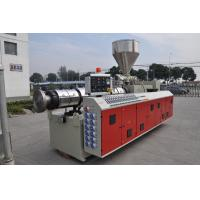 Quality Wide Thick WPC PVC Foam Board Production Line Extruder Single Screw / Twin Screw for sale