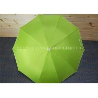Quality Waterproof Military Promotional Gifts Umbrellas Lime Green Rain Umbrella With Eva Handle for sale