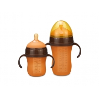 Buy cheap Colored Nipples Newborn Milk Bottle , Small Ready Made Formula Bottles from wholesalers